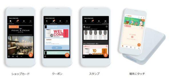 山本山が運営するPEAK S PEAK CAFEがZeetleカードサービスを導入