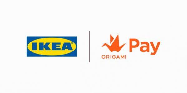 イケアストアでOrigami Payの利用が可能に
