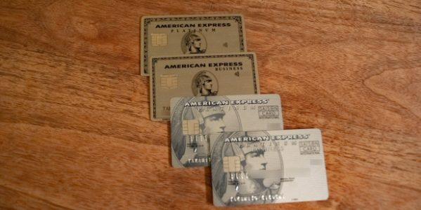 アメックスのセンチュリオン デザインはセゾンカードが最新?! 今後のデザインはセゾンコバルト・ビジネス・アメリカン・エキスプレス・カードのデザインに?