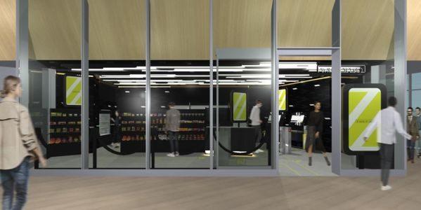 高輪ゲートウェイ駅に無人AI決済店舗1号店「TOUCH TO GO」をオープン