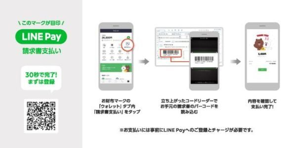 千葉県香取市、市税などを「LINE Pay請求書支払い」で納付可能に
