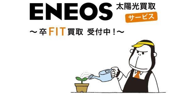 ENEOS太陽光買取サービスでTマネーでの買取を開始