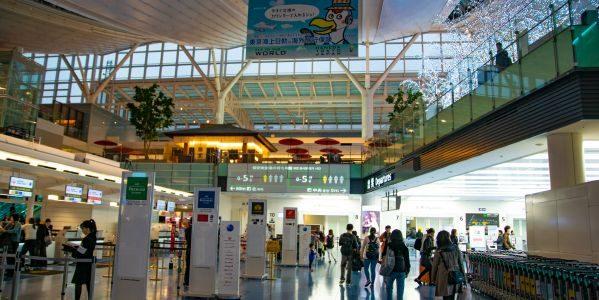 羽田空港 国際線ターミナル「TIAT LOUNGE ANNEX」の営業が終了