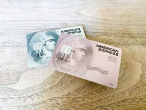 セゾンプラチナ・アメリカン・エキスプレス・カードとセゾンプラチナ・アメリカン・エキスプレス・カードの比較