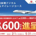 朝日新聞デジタル、JALマイレージコースでボーナスキャンペーンを実施