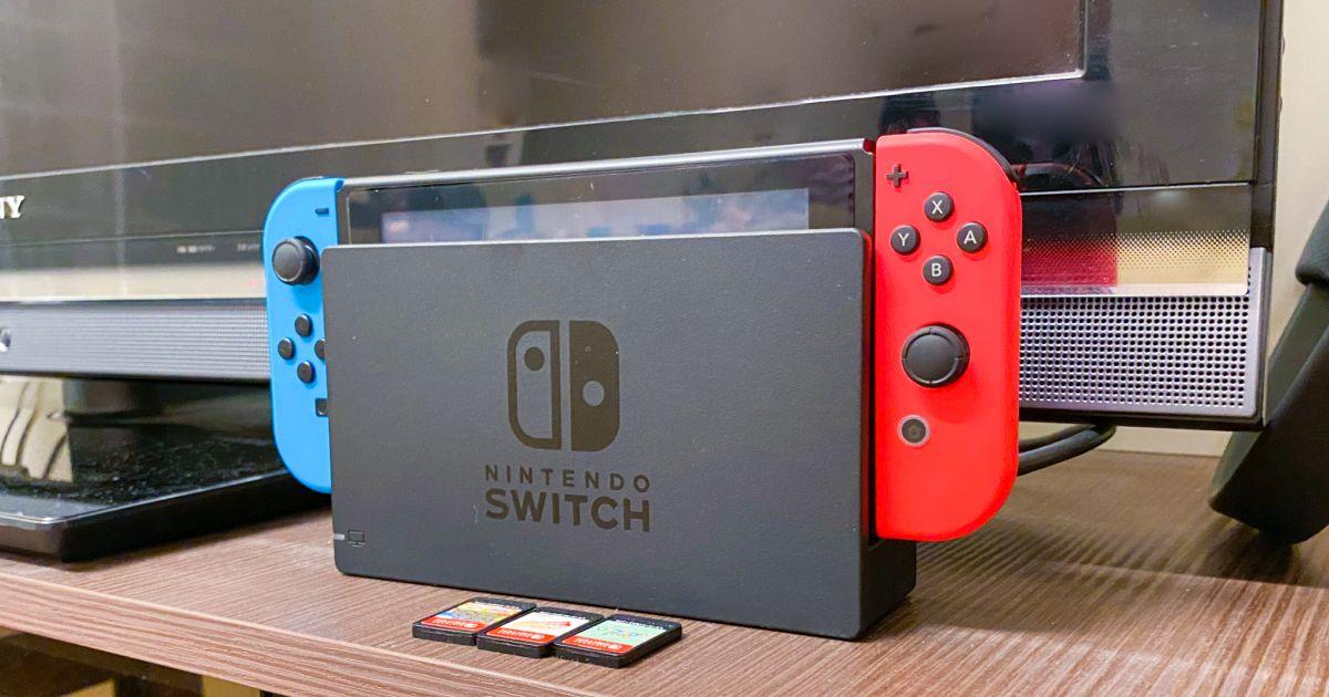アメックスはポイントでNintendo Switchの交換ができる!