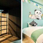 楽天グループの公式キャラクター「お買いものパンダ」とコラボレーションした宿泊施設「Rakuten STAY福岡薬院」が誕生