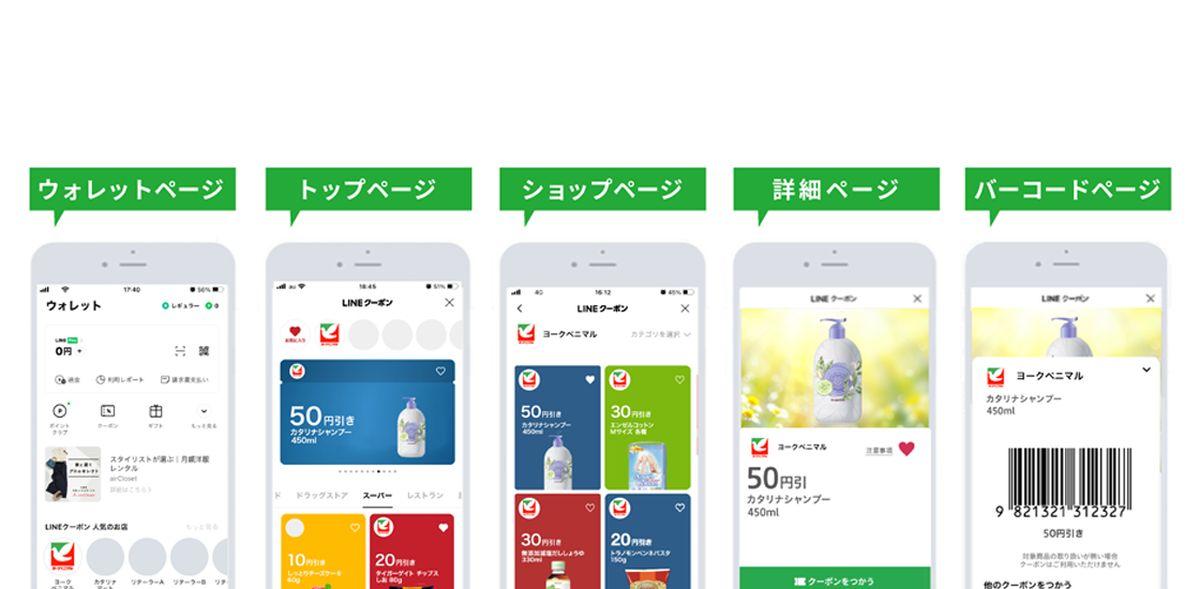 LINEクーポンに「ヨークベニマル」のクーポンが誕生 先着10万名に100円OFFクーポンも配布
