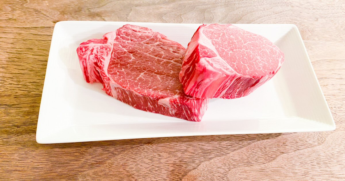 """ラグジュアリーカード会員向けの特典で""""熊野牛""""のシャトーブリアンを20%OFFで購入してみた!"""