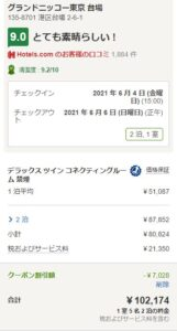 Hotels.comでグランドニッコー東京 台場の予約