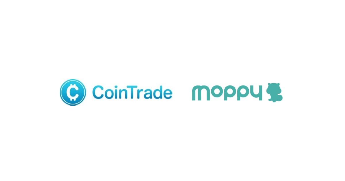 モッピー、暗号資産(BTCとETH)へのポイント交換サービスを開始