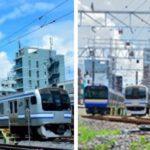 JRE MALLで「錦糸町駅電留線 E217 系撮影会」を販売 JRE POINTでの支払いも可能