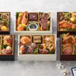 ダイナースクラブカード、会員限定のおせち「旅する世界のお重箱」を販売