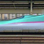 新幹線を「JRE POINTアップグレード」でグリーン車にアップグレードしてみた!