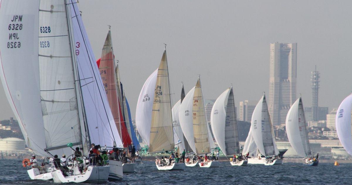 ダイナースクラブ、横浜ベイサイドマリーナのヨットレースに協賛